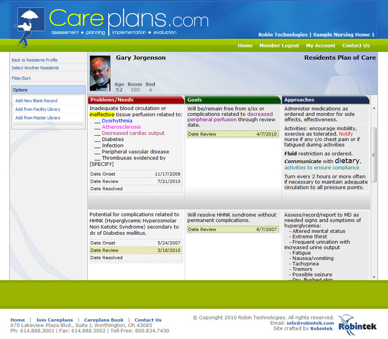 Nursing Care Plans - Mosby